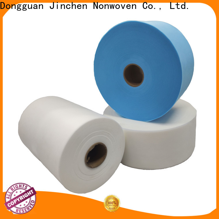 Jinchen medical nonwoven fabric one-stop solutions for hospital