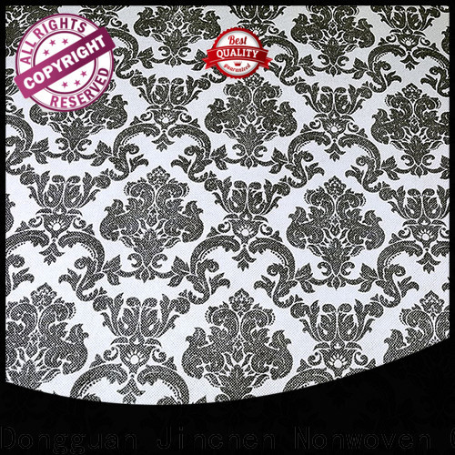 custom embossed non woven fabric wholesale for furniture