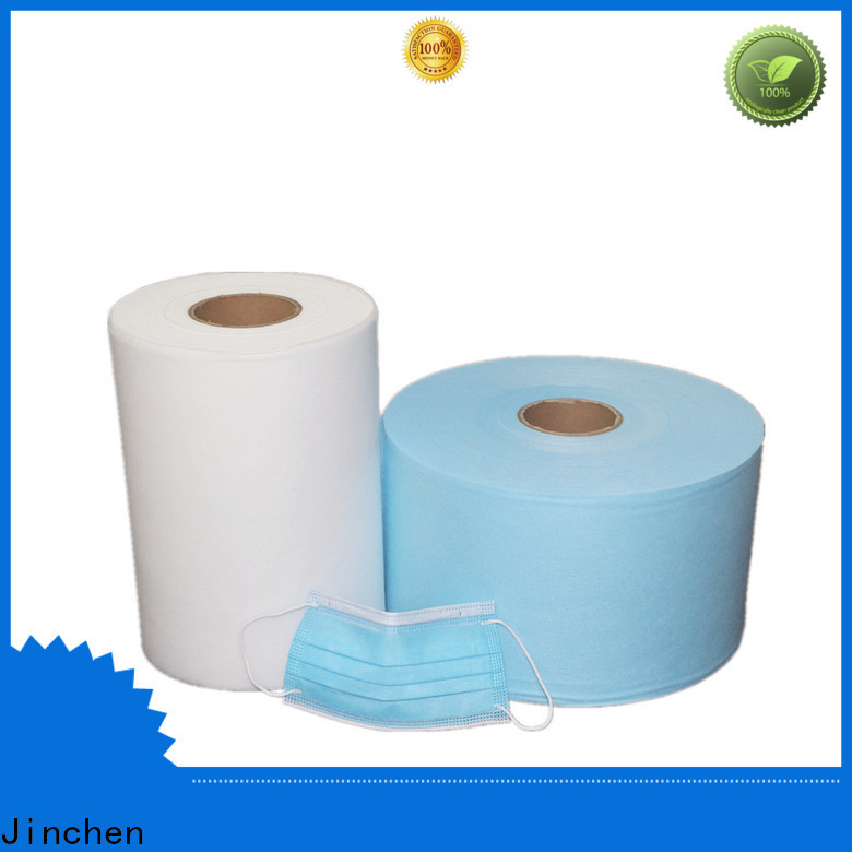 Jinchen wholesale medical non woven fabric affordable solutions for hospital
