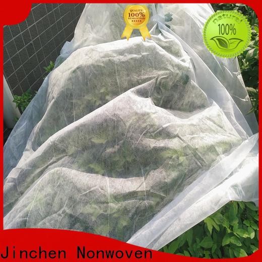 Jinchen top spunbond nonwoven fabric chinese manufacturer for garden