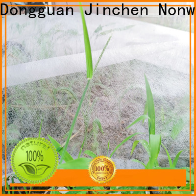 Jinchen new agriculture non woven fabric chinese manufacturer for garden