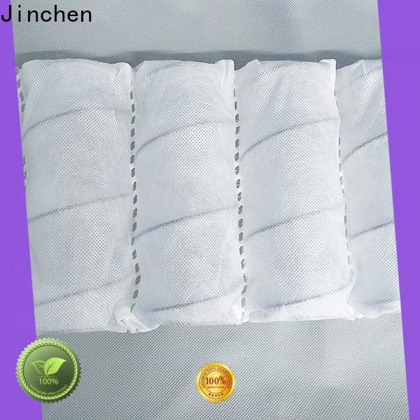 Jinchen hot sale non woven manufacturer chinese manufacturer for mattress