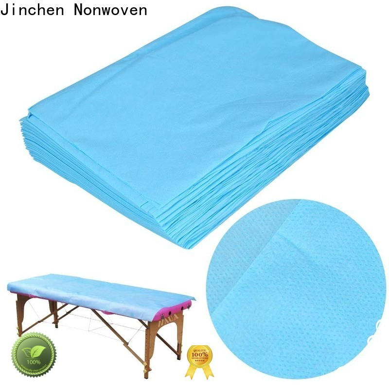 Jinchen top non woven medical textiles spot seller for medical products