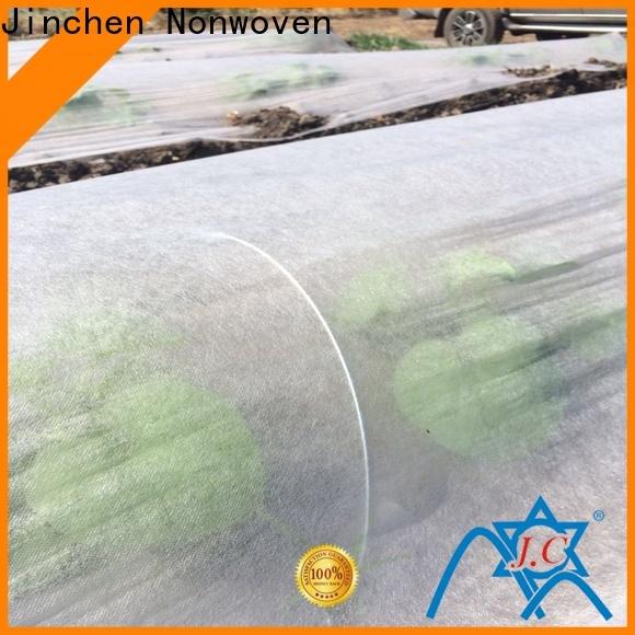 Jinchen custom spunbond nonwoven producer for garden