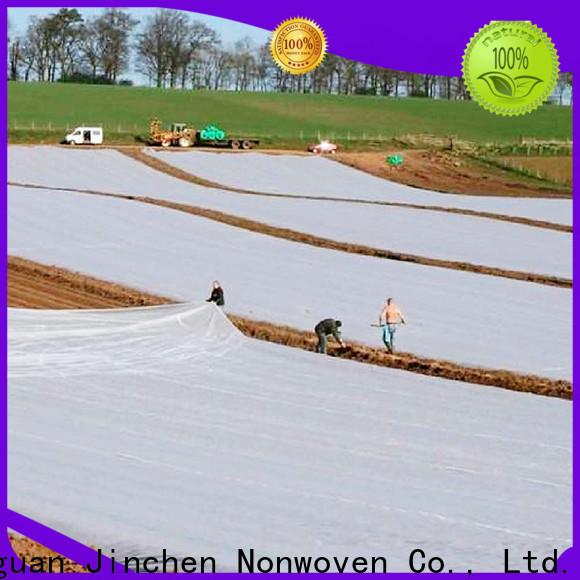 Jinchen spunbond nonwoven fabric wholesaler trader for garden