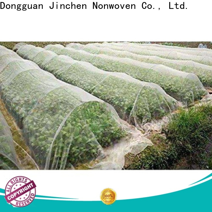 Jinchen agricultural fabric wholesale for greenhouse