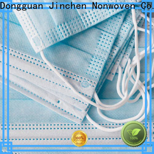 Jinchen medical nonwovens solution expert for hospital