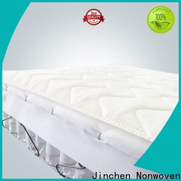Jinchen non woven fabric products factory for pillow