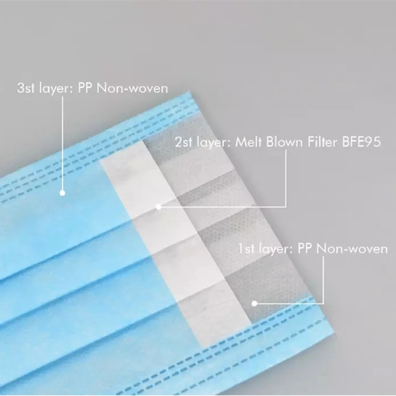 High-quality pp spunbond nonwoven fabric for disposable medical supplies