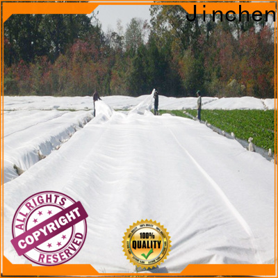 Jinchen spunbond nonwoven fabric affordable solutions for tree