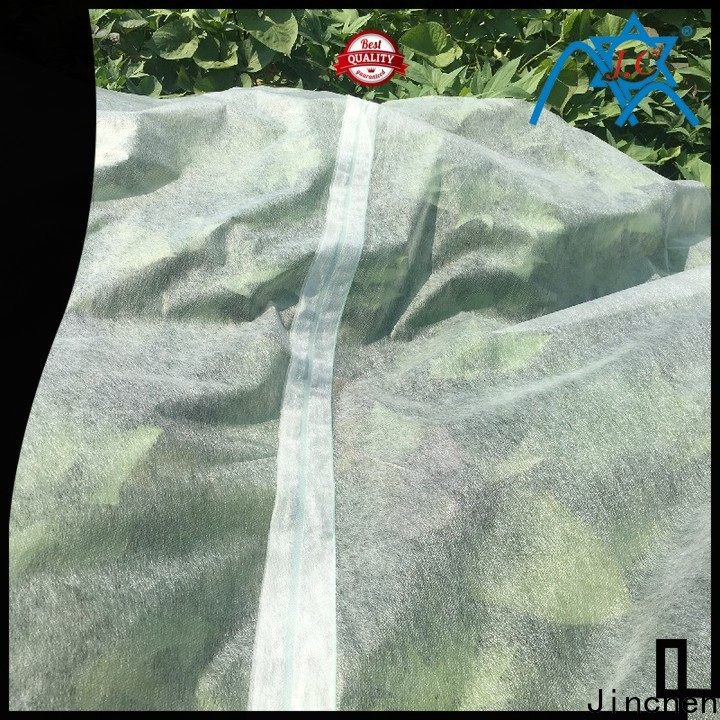 Jinchen agricultural cloth producer for greenhouse