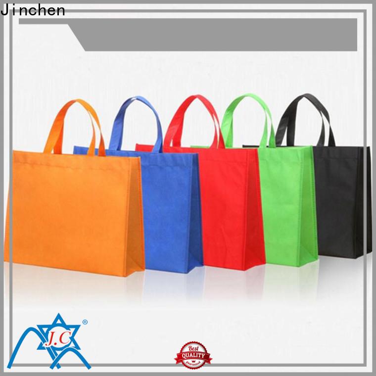 custom pp non woven bags trader for supermarket