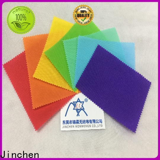 Jinchen wholesale printed non woven fabric exporter for sale