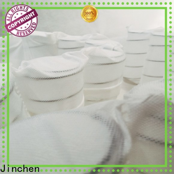 Jinchen high quality non woven manufacturer one-stop services for pillow