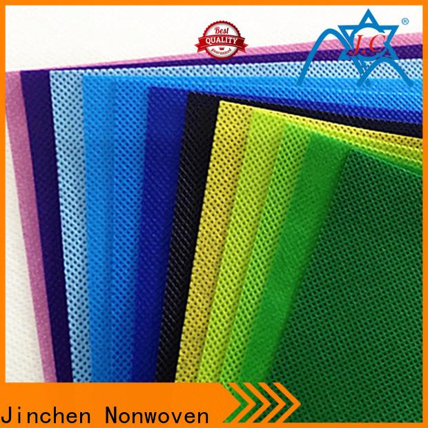 virgin pp spunbond non woven fabric wholesale for sale