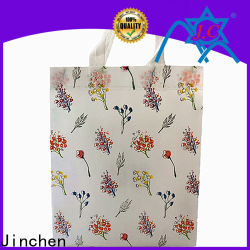 Jinchen latest non plastic bags one-stop solutions for sale