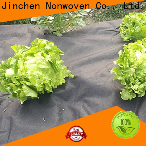 Jinchen top agriculture non woven fabric spot seller for tree