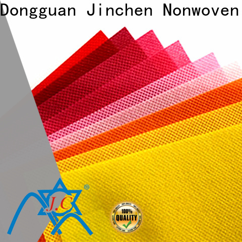 Jinchen non woven printed fabric rolls wholesaler trader for agriculture