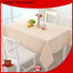 Jinchen non woven fabric tablecloth wholesaler trader for sale