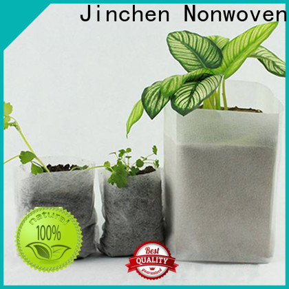 Jinchen custom spunbond nonwoven producer for greenhouse