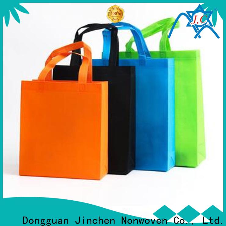 Jinchen wholesale non woven fabric bags wholesale for sale
