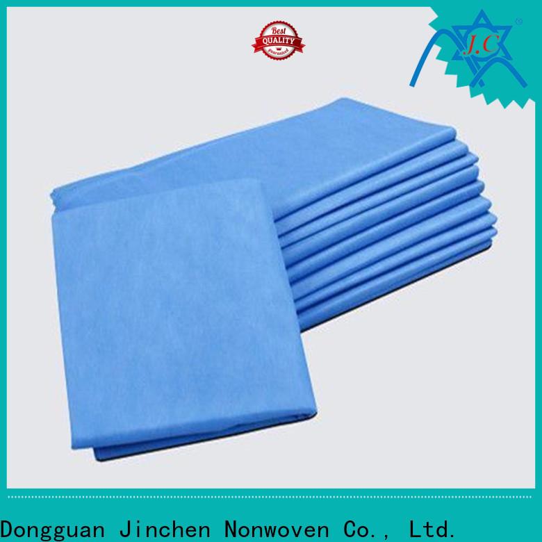 Jinchen tnt non woven fabric wholesale for sale