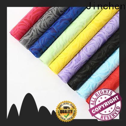 Jinchen customized polypropylene spunbond nonwoven fabric supplier for furniture