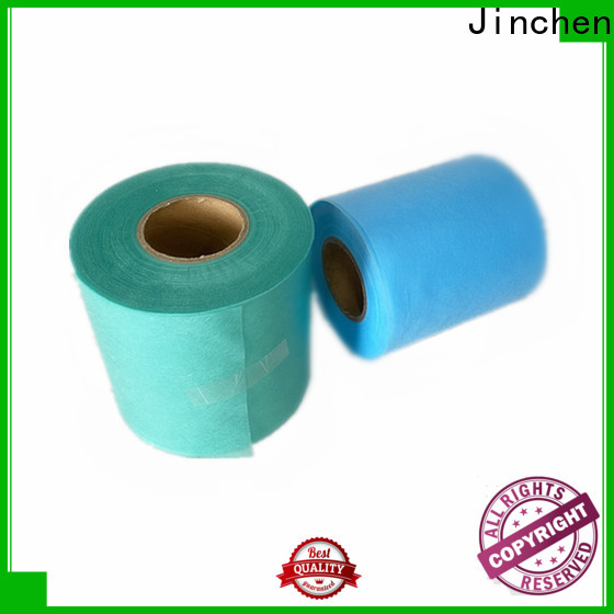 Jinchen medical non woven fabric one-stop services for personal care