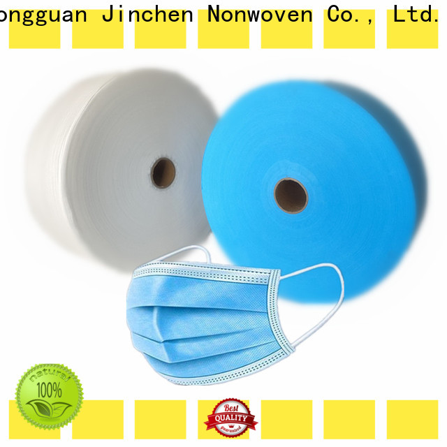 Jinchen high-quality nonwoven for medical one-stop solutions for personal care