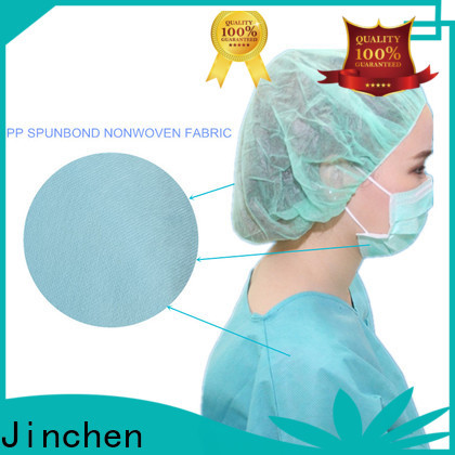 Jinchen medical non woven fabric awarded supplier for sale