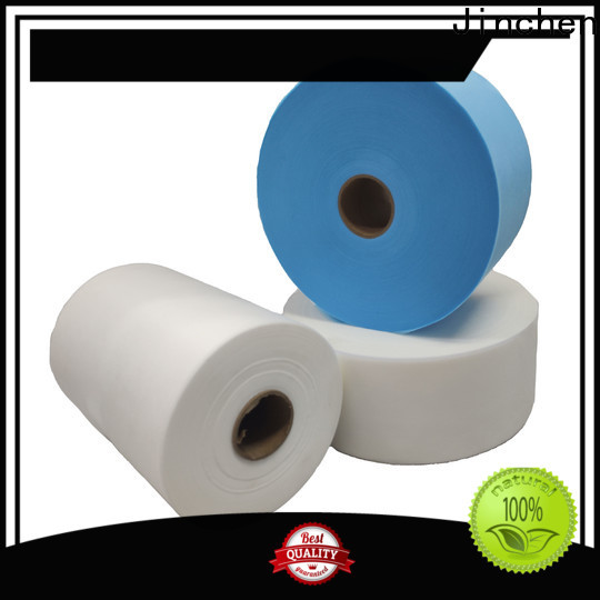 white medical non woven fabric wholesale for hospital