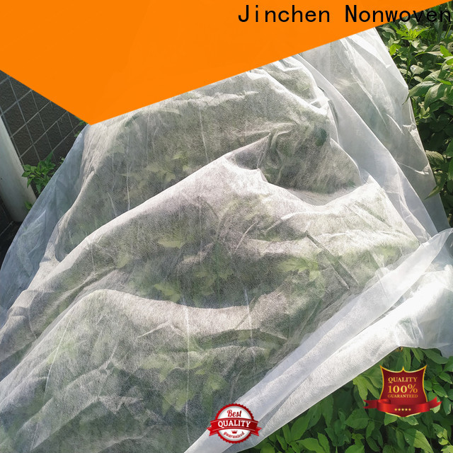 Jinchen high quality agricultural fabric manufacturer for garden