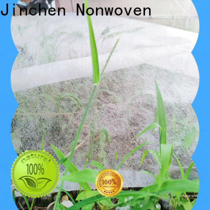 Jinchen agricultural cloth awarded supplier for greenhouse