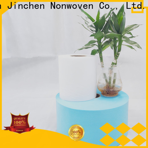 Jinchen good selling medical non woven fabric exporter for hospital