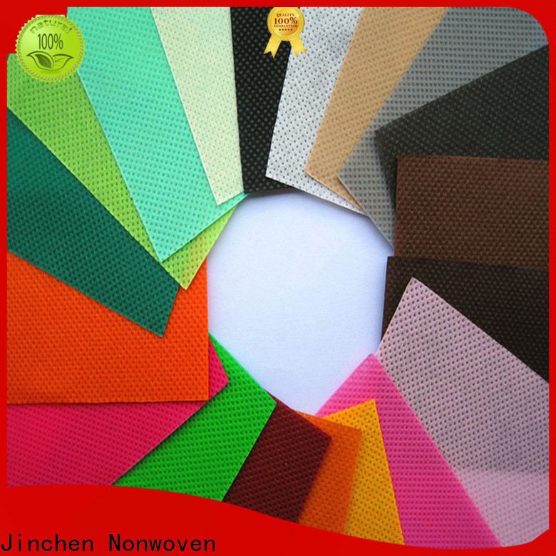 Jinchen pp spunbond non woven fabric trader for agriculture