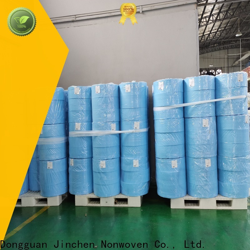 Jinchen non woven medical textiles producer for medical products
