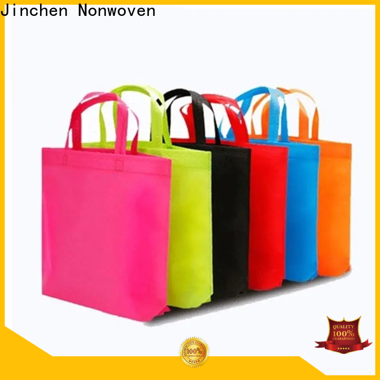 Jinchen non woven carry bags chinese manufacturer for sale