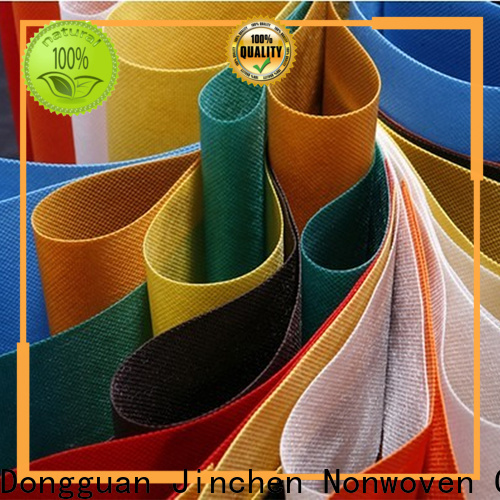 Jinchen non woven printed fabric rolls one-stop services for sale