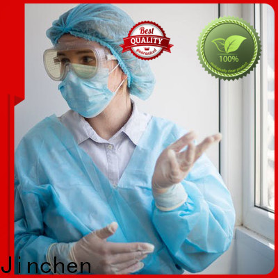 Jinchen good selling medical nonwoven fabric one-stop services for medical products