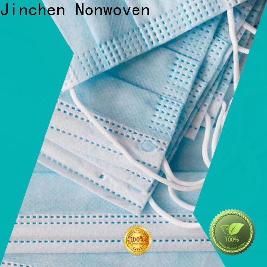 Jinchen top medical non woven fabric one-stop services for hospital