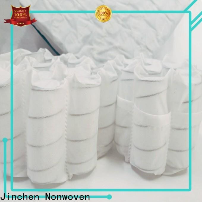 Jinchen pp non woven fabric manufacturer for mattress
