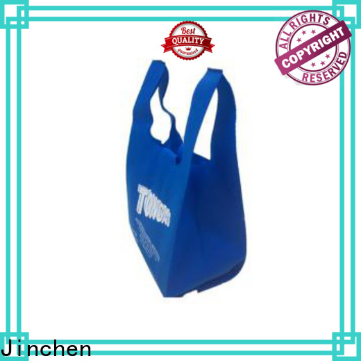 Jinchen non plastic bags timeless design for supermarket
