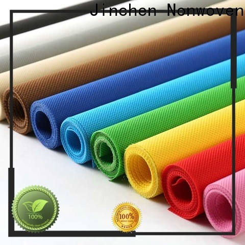 Jinchen pp spunbond nonwoven fabric supplier for agriculture