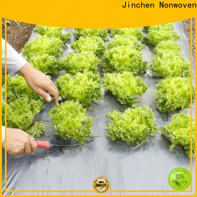 Jinchen top spunbond nonwoven factory for greenhouse