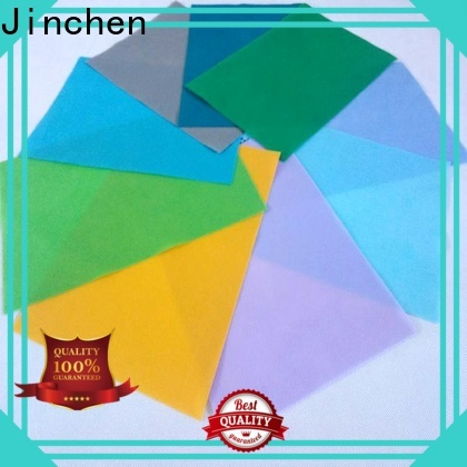Jinchen pp spunbond non woven fabric chinese manufacturer for agriculture