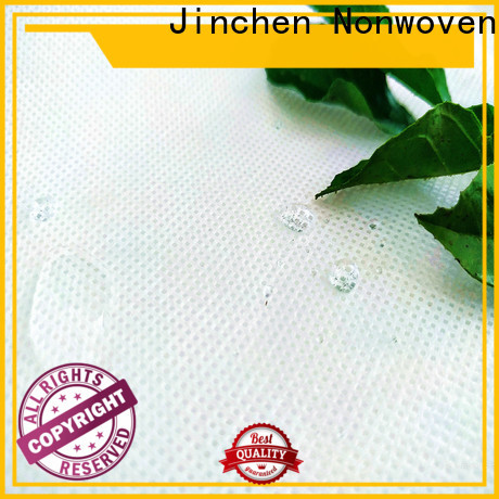 Jinchen printed non woven fabric chinese manufacturer for furniture