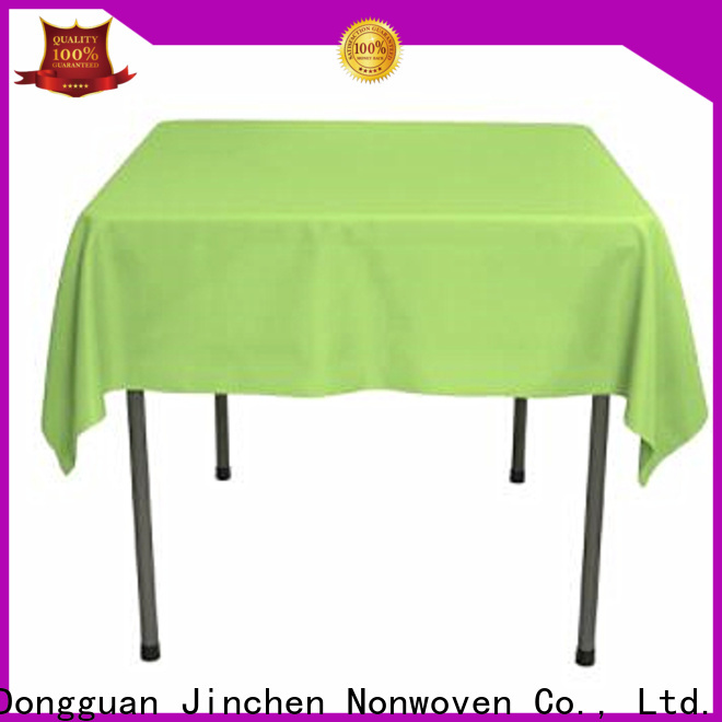 low cost non woven fabric tablecloth exporter for sale
