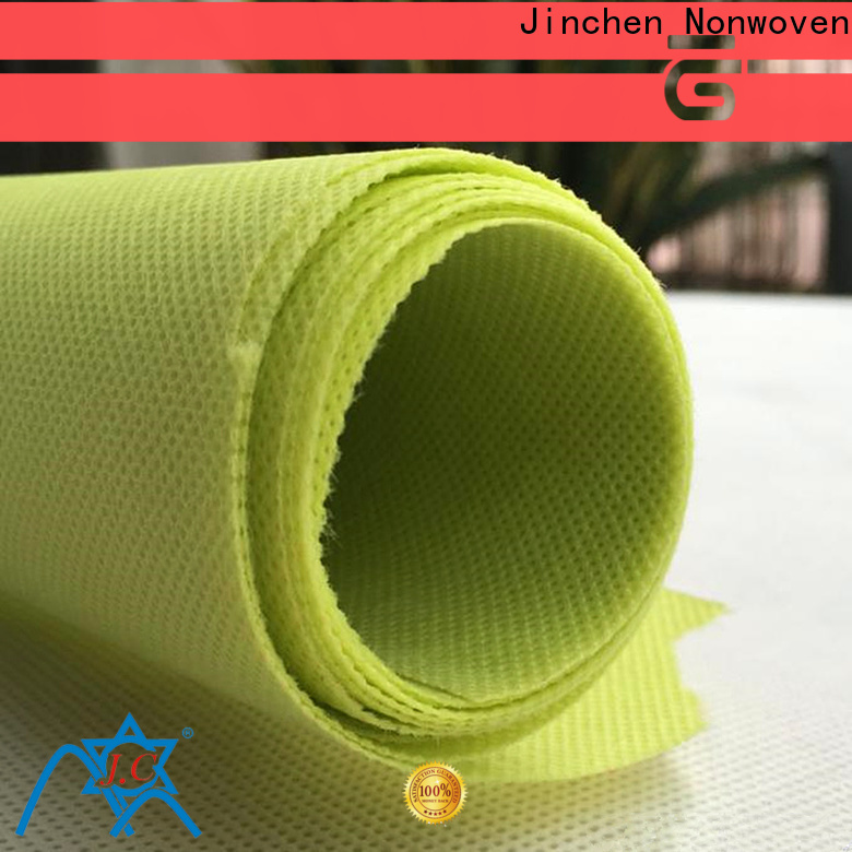 Jinchen latest pp spunbond nonwoven fabric trader for agriculture