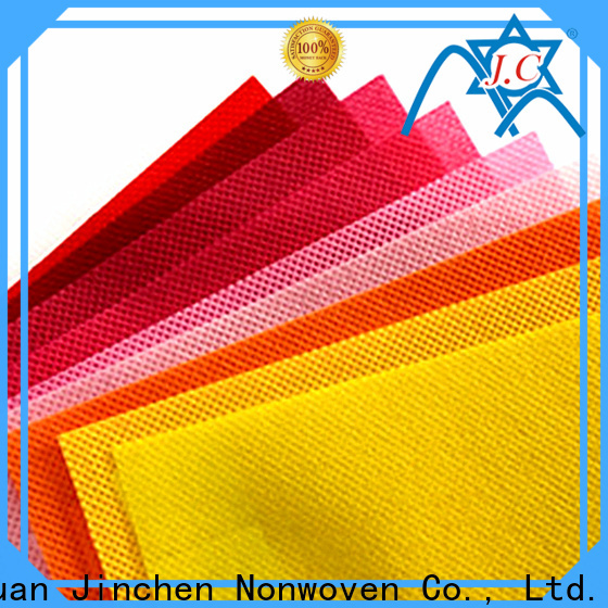 Jinchen printed non woven fabric wholesaler trader for sale