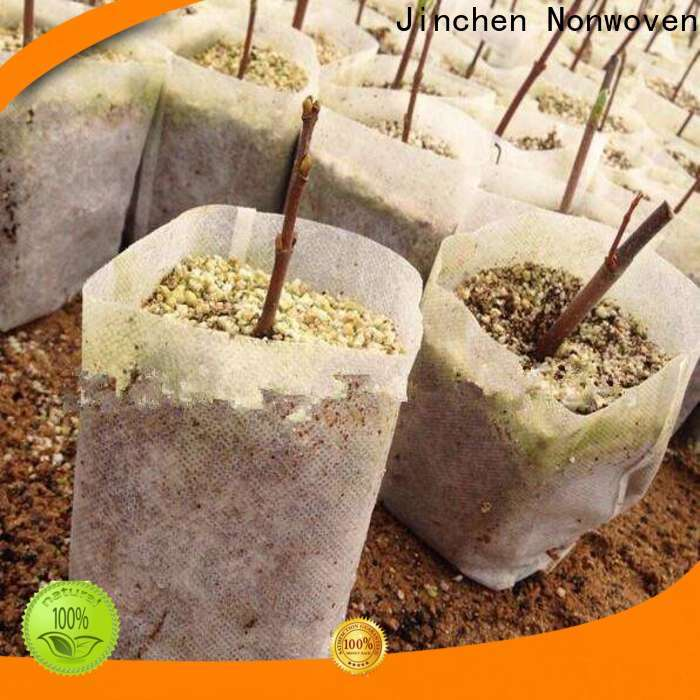 Jinchen anti uv agricultural fabric suppliers exporter for garden
